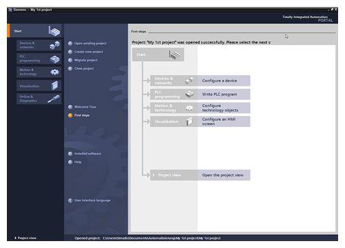STEP 7 Professional V14 (TIA Portal)  Программное обеспечение TIA