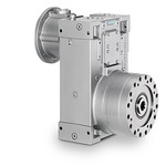 Купить 2LP0800-7RP04-5RS1 (2LP08007RP045RS1, 2LPO8OO-7RPO4-5RS1, 2LPO8OO7RPO45RS1) FLENDER HELICAL GEAR UNIT FOR LARGE AXIAL FORCES, TYPE: E3HA, SIZE: 10, POSITIONING: UPRIGHT, DESIGN: A/B, RATED TORQUE: 43,800 NM, RATIO: 35.593, DYNAMIC LOAD RATING OF AXIAL BEARING CDYN: 3,400 KN,