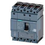 Купить 3VA1112-4FF42-0AA0 (3VA11124FF420AA0, 3VA1112-4FF42-OAAO, 3VA11124FF42OAAO) CIRCUIT BREAKER 3VA1 IEC FRAME 160 BREAKING CAPACITY CLASS  S ICU=36KA @ 415 V 4-POLE, LINE PROTECTION TM240,  ATAM, IN=125A OVERLOAD PROTECTION IR=87,5A ...125A SHORT CIRCUIT PROTECTION II=5...10 X IN NEUTRAL PROTECTION 50% BUSBAR CONNECTION