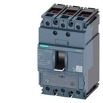 Купить 3VA1112-5EF36-0DA0 (3VA11125EF360DA0, 3VA1112-5EF36-ODAO, 3VA11125EF36ODAO) CIRCUIT BREAKER 3VA1 IEC FRAME 160 BREAKING CAPACITY CLASS  M ICU=55KA @ 415 V 3-POLE, LINE PROTECTION TM240,  ATAM, IN=125A OVERLOAD PROTECTION IR=87,5A ...125A SHORT CIRCUIT PROTECTION II=5...10 X IN CABLE CONNECTION UNDERVOLTAGE RELEASE (UVR) 208-230 V AC 50/60 HZ
