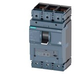 Купить 3VA2440-6HM32-0AA0 (3VA24406HM320AA0, 3VA244O-6HM32-OAAO, 3VA244O6HM32OAAO) CIRCUIT BREAKER 3VA2 IEC FRAME 630 BREAKING CAPACITY CLASS  H ICU=85KA @ 415 V 3-POLE, LINE PROTECTION ETU330, LIG, IN=400A OVERLOAD PROTECTION IR=160A ...400A SHORT CIRCUIT PROTECTION II=1,5...12 X IN GROUND-FAULT-PROTECTION IG=0,2... 1 X IN, TG=0,1/0,3S BUSBAR CONNECTION