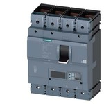 Купить 3VA2440-6JP42-0AA0 (3VA24406JP420AA0, 3VA244O-6JP42-OAAO, 3VA244O6JP42OAAO) CIRCUIT BREAKER 3VA2 IEC FRAME 630 BREAKING CAPACITY CLASS  H ICU=85KA @ 415 V 4-POLE, LINE PROTECTION ETU550, LSI, IN=400A OVERLOAD PROTECTION IR=160A ...400A SHORT CIRCUIT PROTECTION ISD=0,6..10X IN, II=1,5..15X IN NEUTRAL PROTECTION ADJUSTABLE (OFF, UPTO 160%) BUSBAR CONNECTION