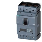Купить 3VA2450-5JP32-0AA0 (3VA24505JP320AA0, 3VA245O-5JP32-OAAO, 3VA245O5JP32OAAO) CIRCUIT BREAKER 3VA2 IEC FRAME 630 BREAKING CAPACITY CLASS  M ICU=55KA @ 415 V 3-POLE, LINE PROTECTION ETU550, LSI, IN=500A OVERLOAD PROTECTION IR=200A ...500A SHORT CIRCUIT PROTECTION ISD=0,6..10X IN, II=1,5..14X IN NEUTRAL PROTECTION OPTIONAL WITH EXT. CT;UPTO 160% BUSBAR CONNECTION