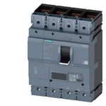 Купить 3VA2463-6KP42-0AA0 (3VA24636KP420AA0, 3VA2463-6KP42-OAAO, 3VA24636KP42OAAO) CIRCUIT BREAKER 3VA2 IEC FRAME 630 BREAKING CAPACITY CLASS  H ICU=85KA @ 415 V 4-POLE, LINE PROTECTION ETU850, LSI, IN=630A OVERLOAD PROTECTION IR=252A ...630A SHORT CIRCUIT PROTECTION ISD=0,6..10X IN, II=1,5..10X IN NEUTRAL PROTECTION ADJUSTABLE (OFF, UPTO 100%) BUSBAR CONNECTION